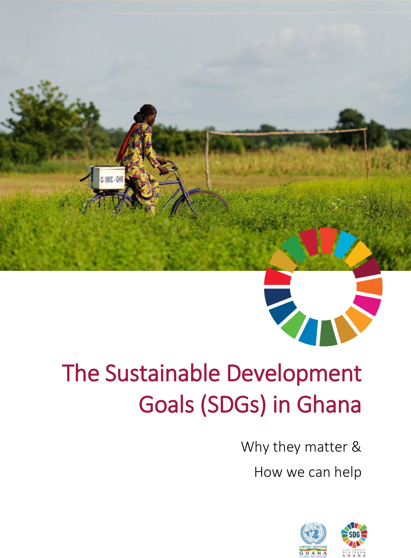 SDGs in Ghana: Why they matter and How can we help