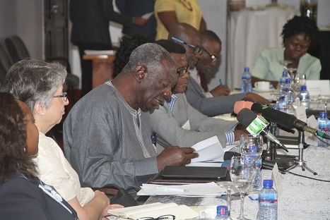 Kufuor Foundation Launches Ghana Zero Hunger Strategic Review