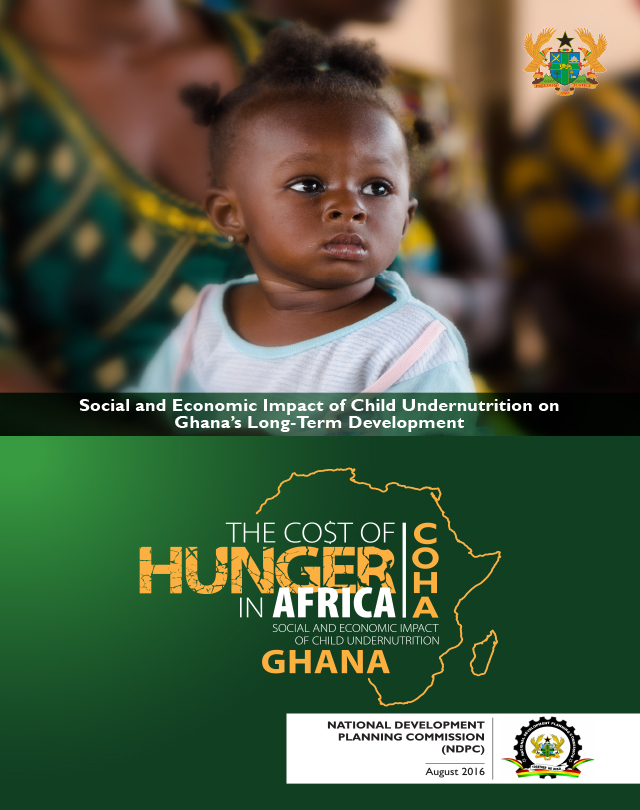 The Cost of Hunger in Africa: Social and Economic Impact of Child Undernutrition on Ghana's Long-Term Development cover page
