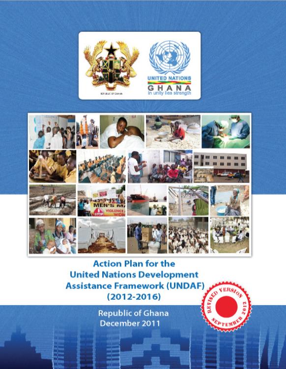 UNDAF Action Plan 2012-2016