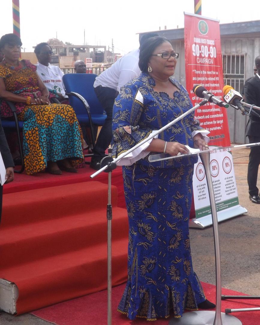 Mrs. Rebecca Akufo-Addo, First Lady of Ghana