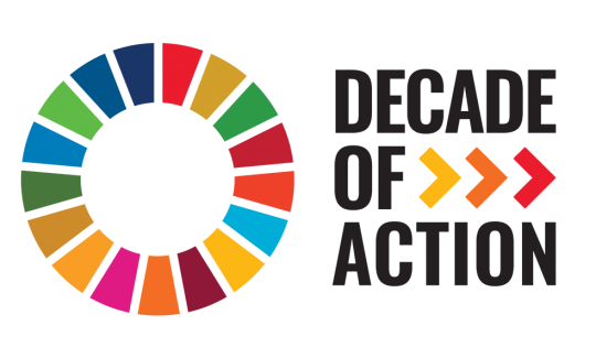 Ten years to transform our world - Decade of Action