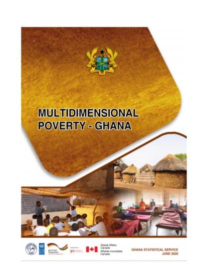 Multidimensional Poverty Index (MPI) report - Ghana