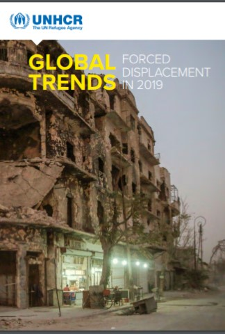 UNHCR Global Trends Report - Forced Displacement 2019