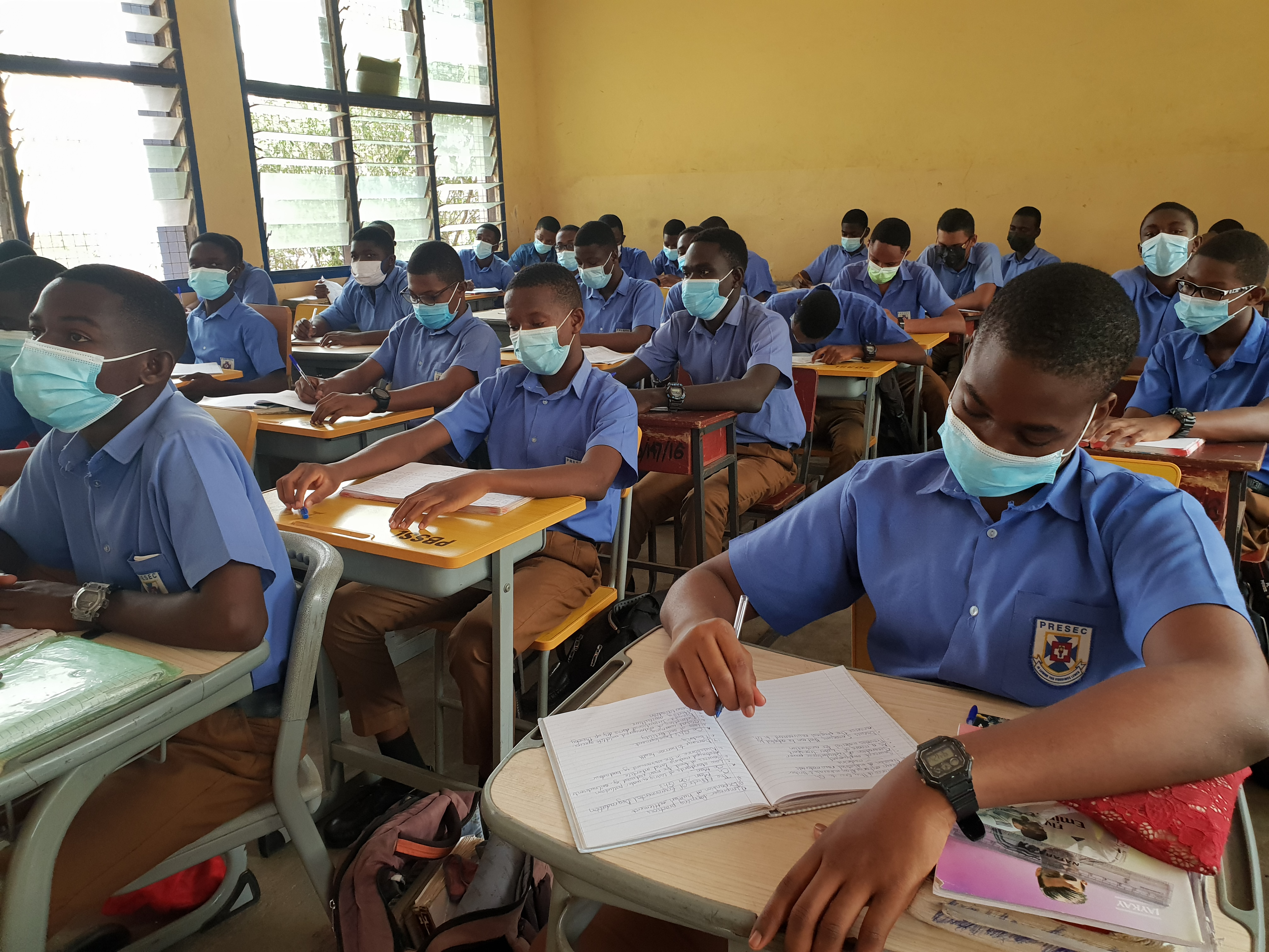 UN in Ghana calls on stakeholders in the education sector to make schools safe