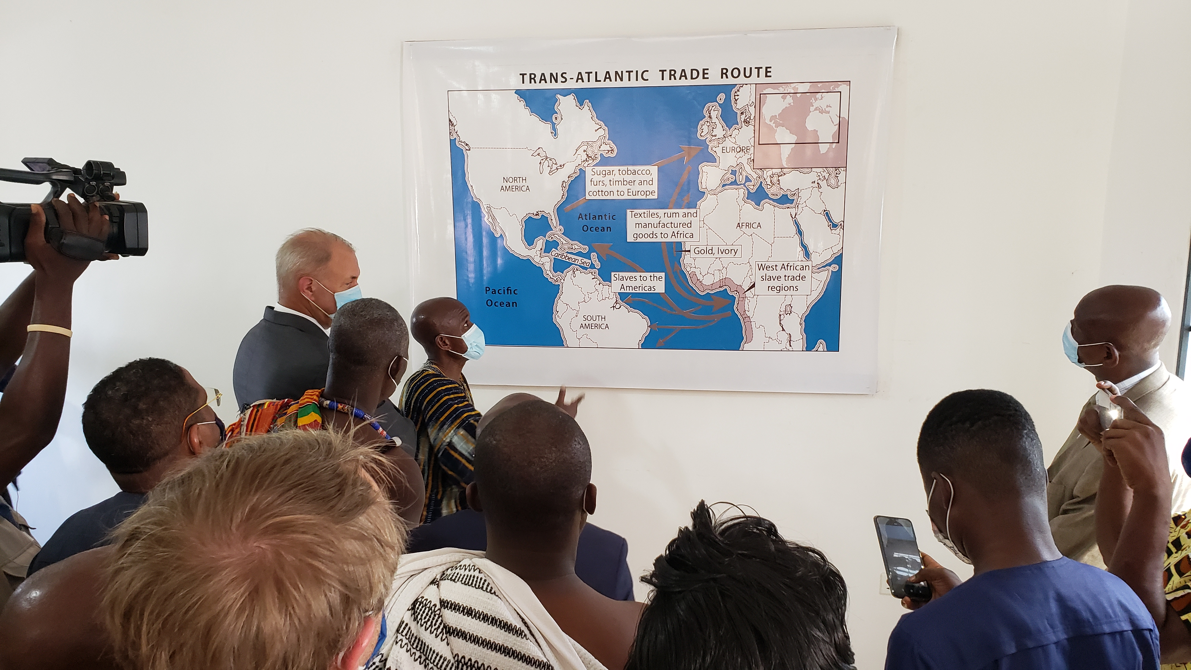 UNESCO and partners rehabilitate Ussher Fort Slave Museum and Documentary Centre in Accra