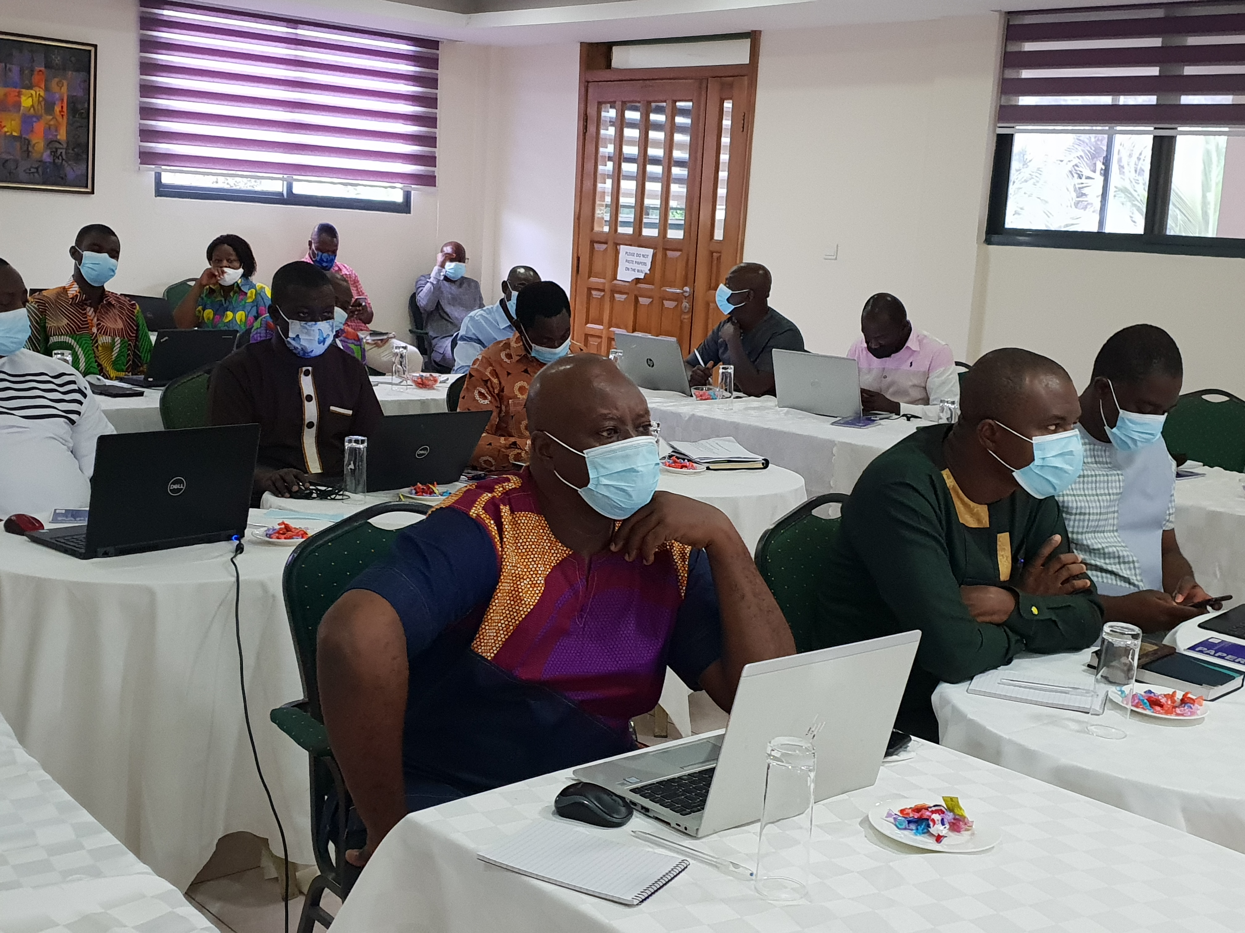 Agribusinesses in Ghana Need Support to Bounce Back from the Impact of the COVID-19 Pandemic