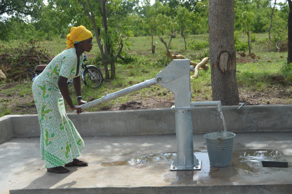 265 communities in Northern Ghana receive resilient water sanitation and hygiene facilities under joint UN programme