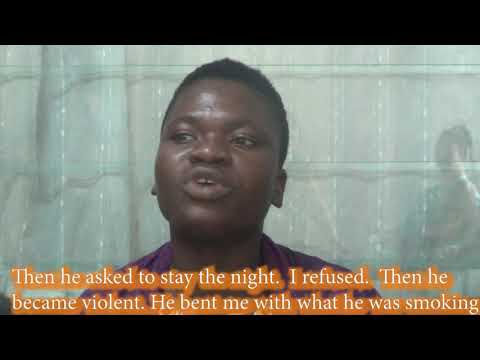Gender-Based Violence: Stories of two young Ghanaian women