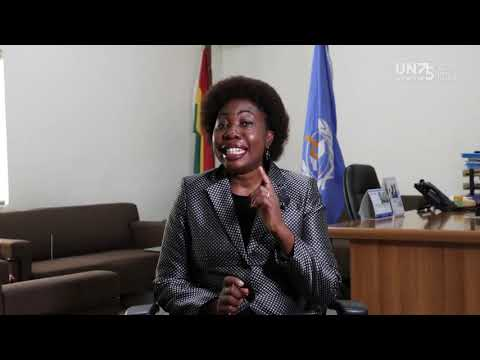 In observance of the UN at 75 in 2020, the UN Country Team recognises how the UN is supporting Ghana to attain the SDGs and its development goals
