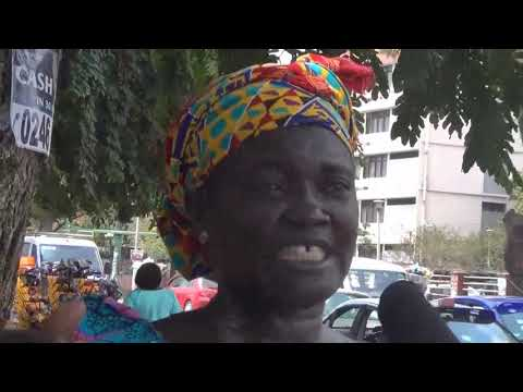 16 Days of Activism Against GBV 2018 - Views from the streets of Accra