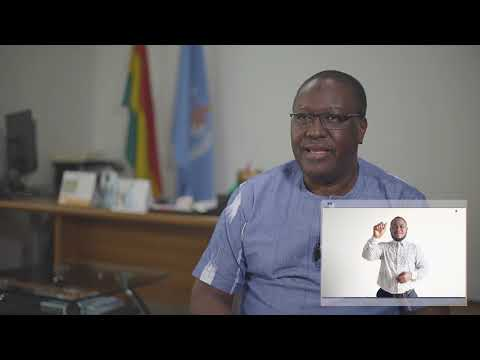 """While reaffirming the UN's support to the national vaccination exercise, this film """"OnlyTogether"""" recognizes the Government of Ghana's leadership role in providing vaccine equity for its population."""