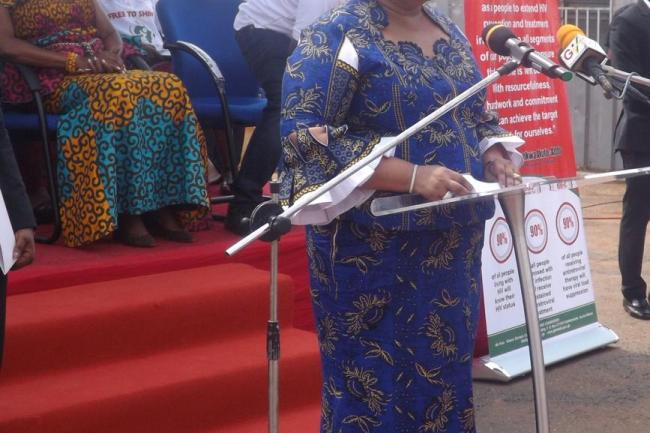Mrs. Rebecca Akufo-Addo, First Lady of Ghana